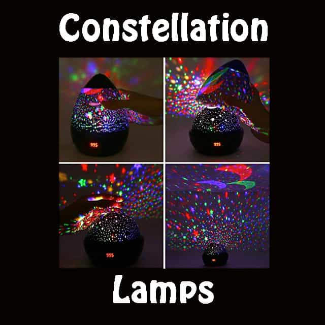 constellation lamps review