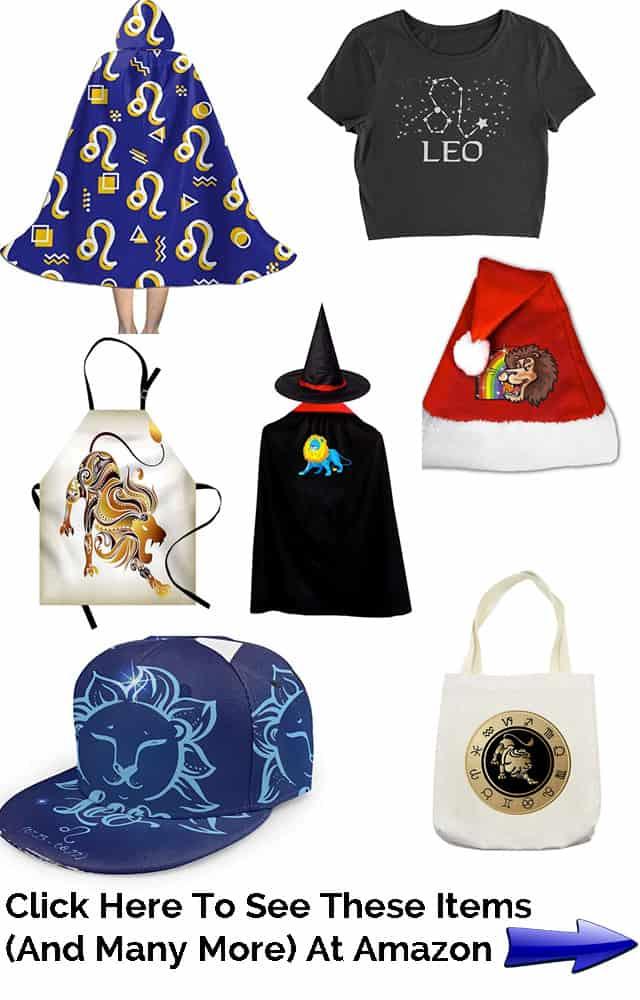 leo zodiac outfits