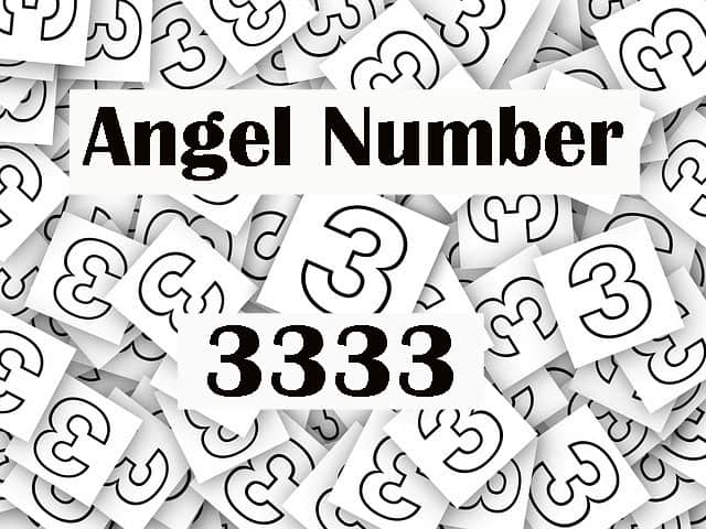 angel number 3333 explained