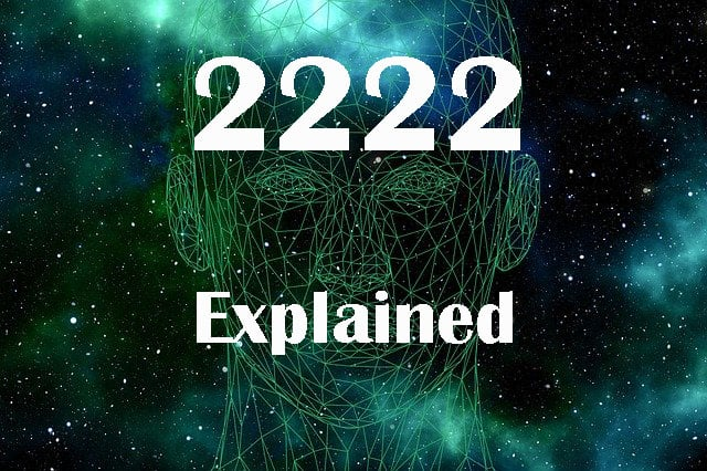the meaning of 2222