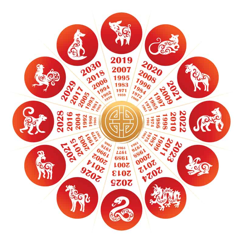 12 chinese zodiac signs explained