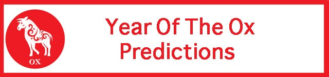 year of the ox predictions
